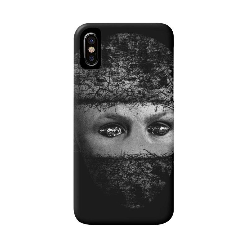 CasaNorte - FaceEye Accessories Phone Case by CasaNorte's Artist Shop