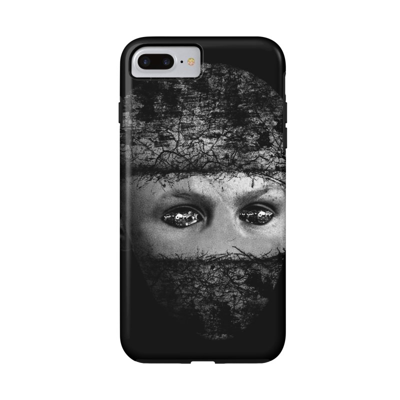 CasaNorte - FaceEye Accessories Phone Case by Casa Norte's Artist Shop
