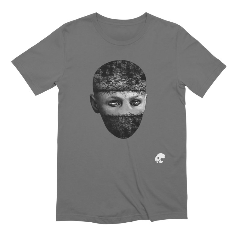 CasaNorte - FaceEye Men's T-Shirt by CasaNorte's Artist Shop
