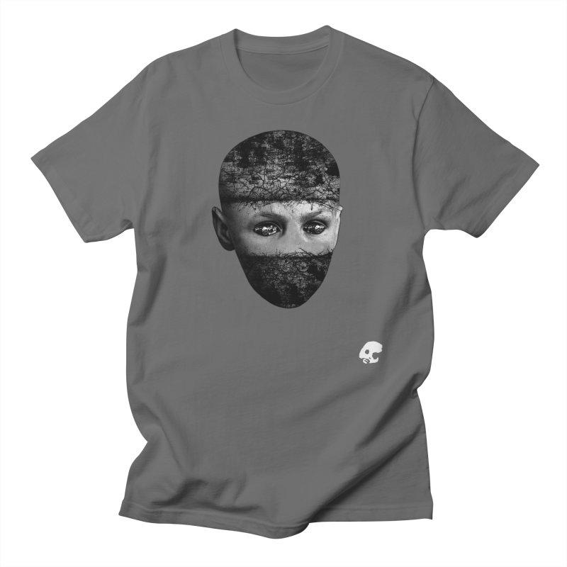 CasaNorte - FaceEye Men's T-Shirt by Casa Norte's Artist Shop