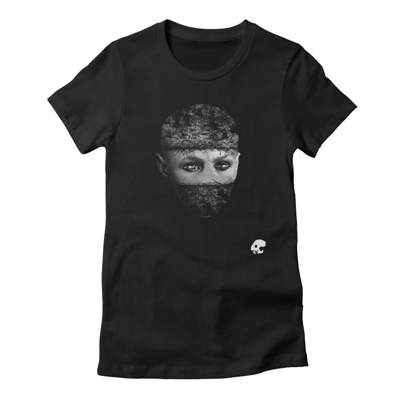 CasaNorte - FaceEye Women's T-Shirt by Casa Norte's Artist Shop
