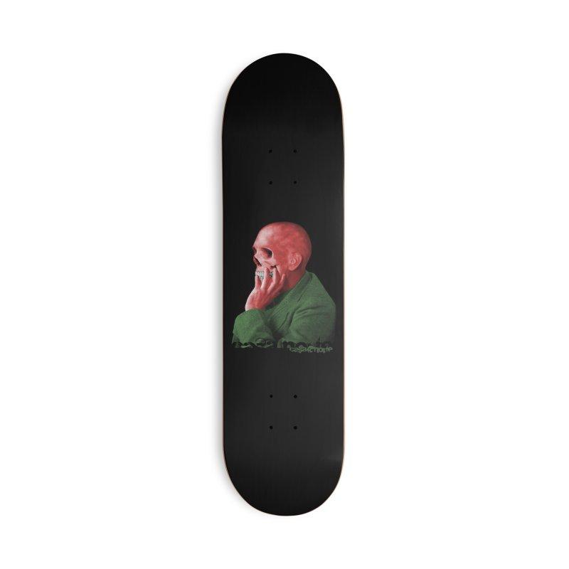 CasaNorte - ThoughtW Accessories Skateboard by Casa Norte's Artist Shop