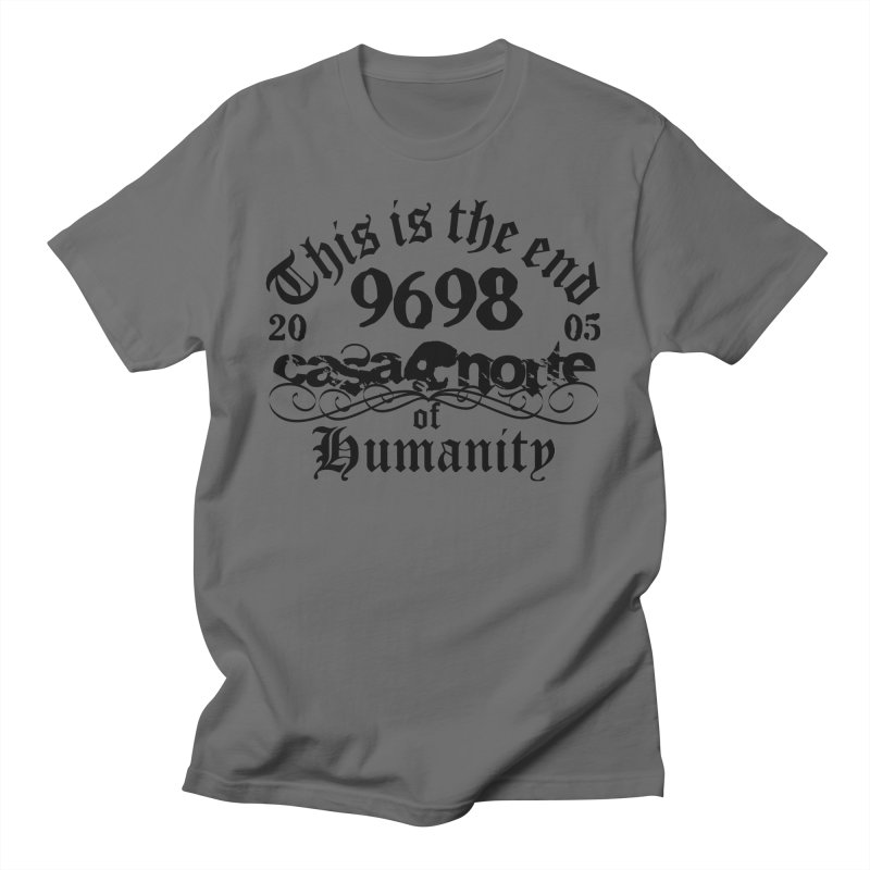 CasaNorte - End9698B Men's T-Shirt by Casa Norte's Artist Shop