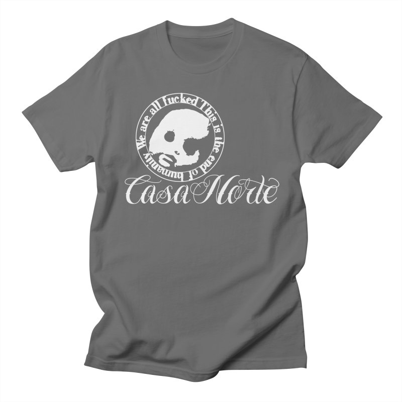CasaNorte - FuckedTwo Men's T-Shirt by Casa Norte's Artist Shop