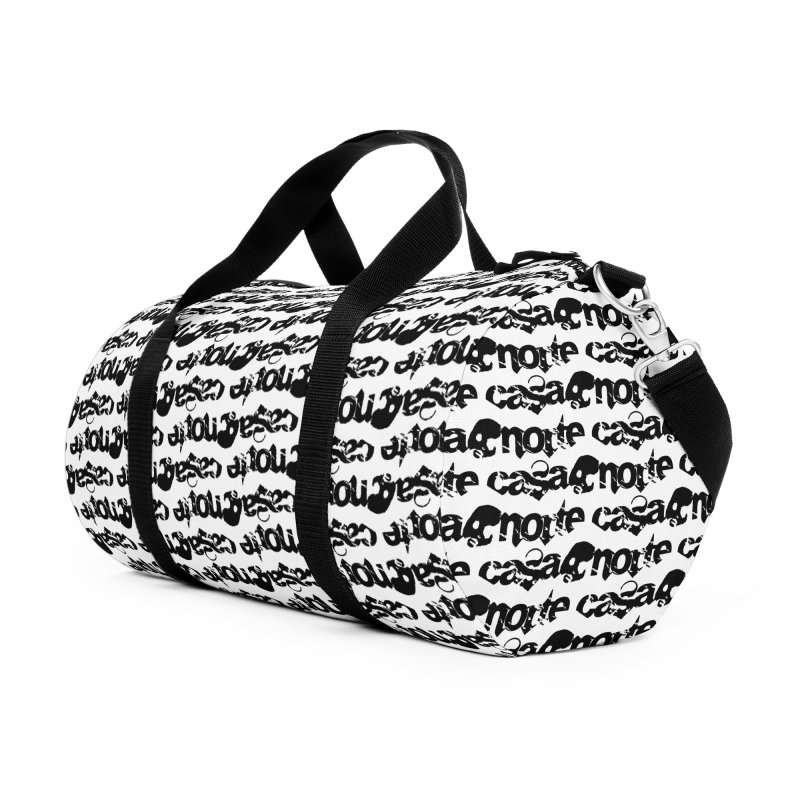 CasaNorte - CasaNorte1B Accessories Duffel Bag Bag by Casa Norte's Artist Shop