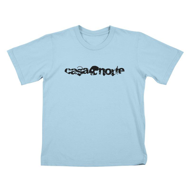 CasaNorte - CasaNorte1B Kids T-Shirt by Casa Norte's Artist Shop