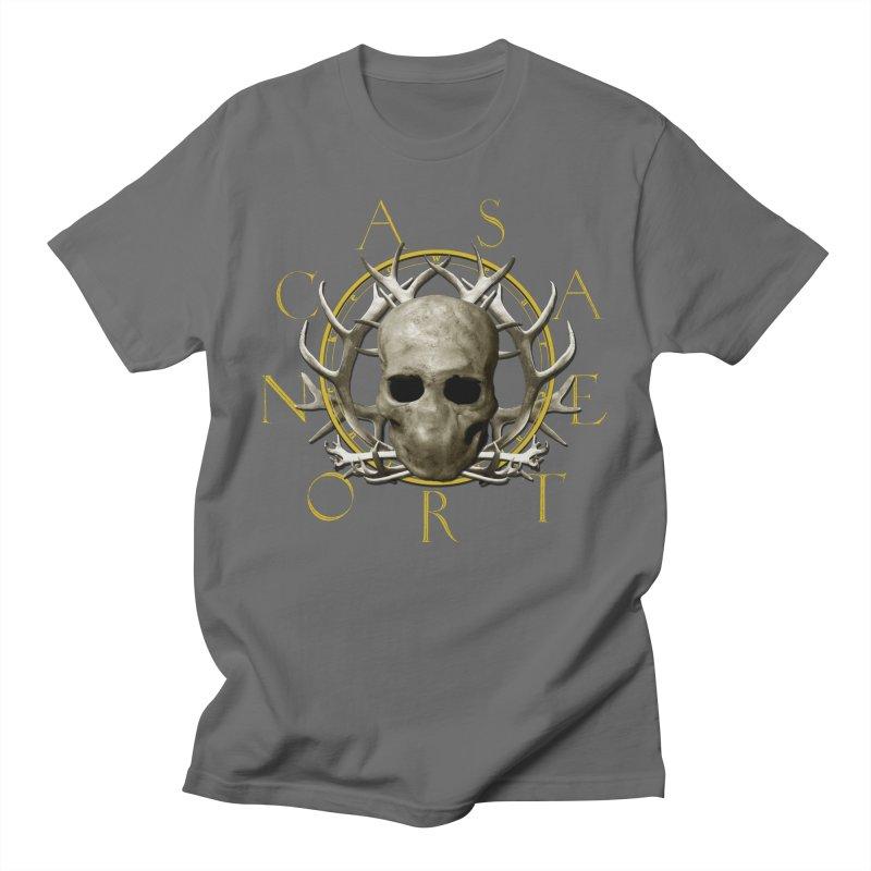 CasaNorte - We Are Skull V Men's T-Shirt by Casa Norte's Artist Shop
