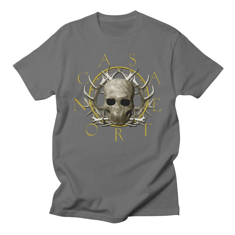 CasaNorte - We Are Skull V Men's T-Shirt by Casa Norte's Artist Shop