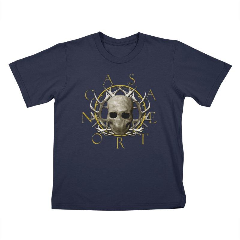CasaNorte - We Are Skull V Kids T-Shirt by Casa Norte's Artist Shop