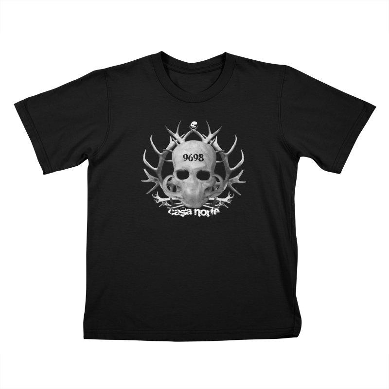 CasaNorte - NorthCrown Kids T-Shirt by Casa Norte's Artist Shop