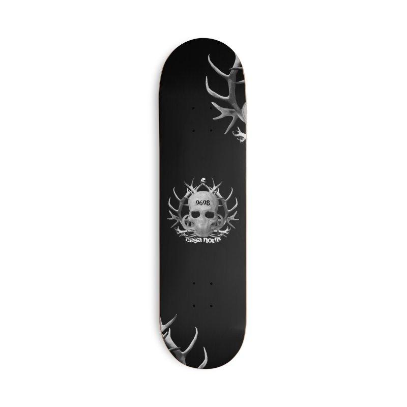 CasaNorte - NorthCrown Accessories Skateboard by Casa Norte's Artist Shop