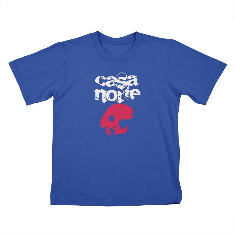 CasaNorte - CasaNorte3V Kids T-Shirt by Casa Norte's Artist Shop