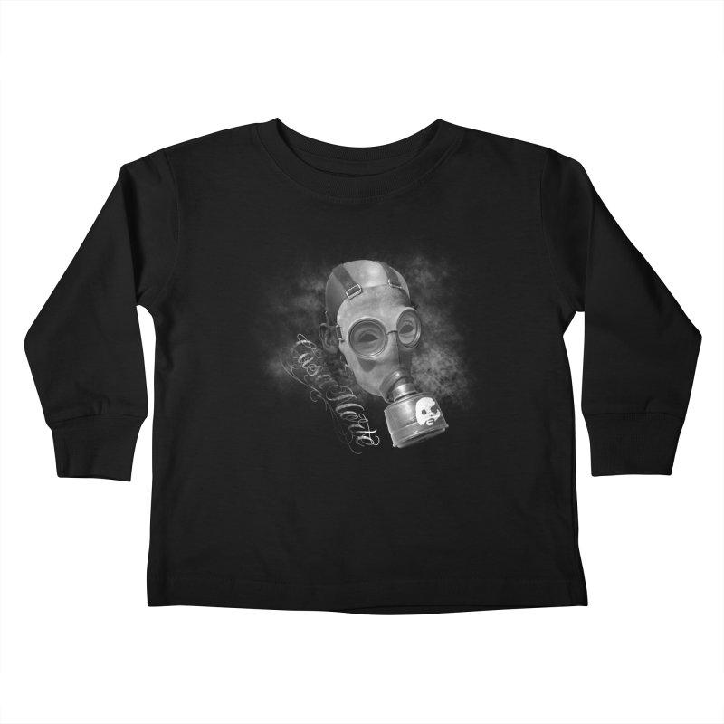CasaNorte - Kasari Kids Toddler Longsleeve T-Shirt by Casa Norte's Artist Shop