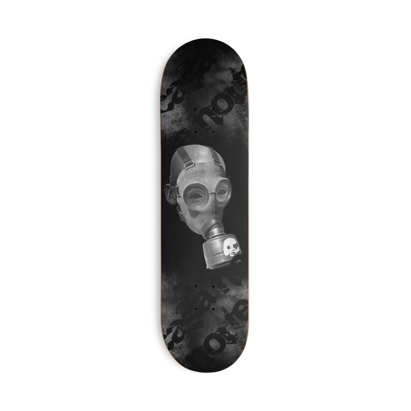 CasaNorte - Kasari Accessories Skateboard by Casa Norte's Artist Shop