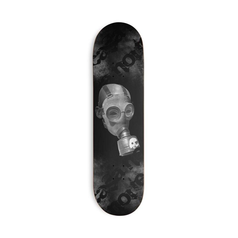 CasaNorte - Kasari Accessories Skateboard by Casa Norte's Artist Shop