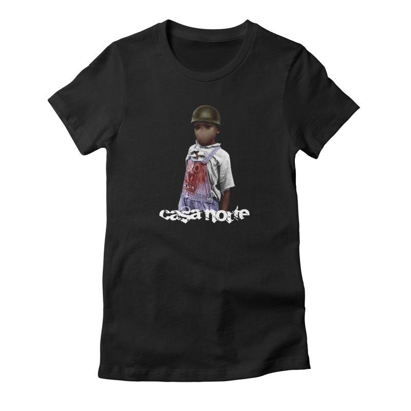 CasaNorte - ConsentrationKidV Women's T-Shirt by Casa Norte's Artist Shop