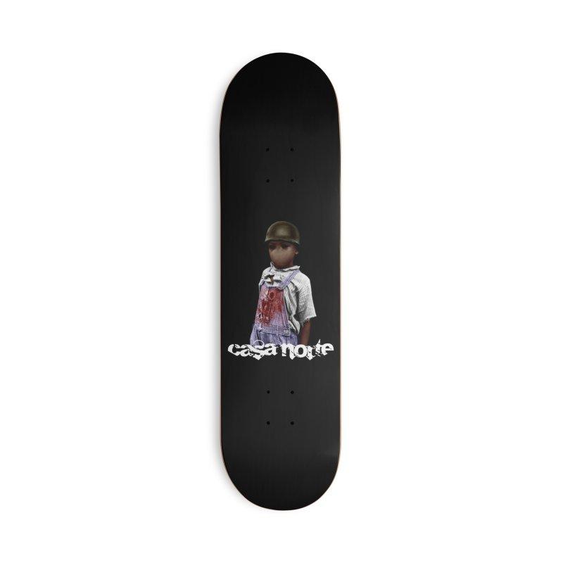 CasaNorte - ConsentrationKidV Accessories Skateboard by Casa Norte's Artist Shop