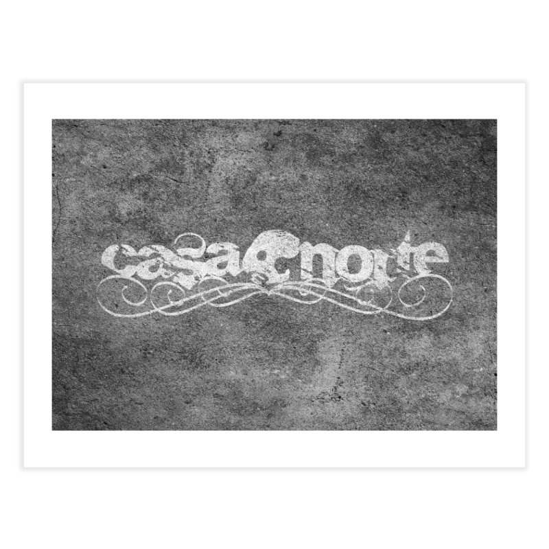 CasaNorte - CasaNorte7 Home Fine Art Print by Casa Norte's Artist Shop
