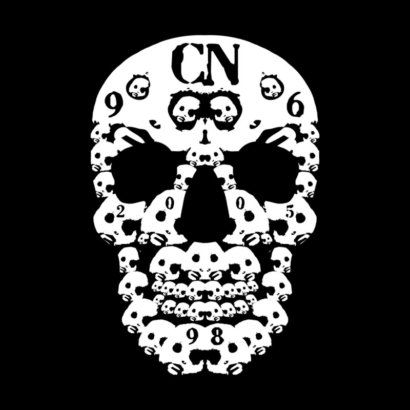 CasaNorte - CN Skull None  by CasaNorte's Artist Shop
