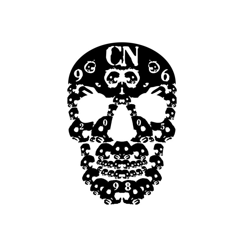 CasaNorte - CN SkullB Men's T-Shirt by Casa Norte's Artist Shop