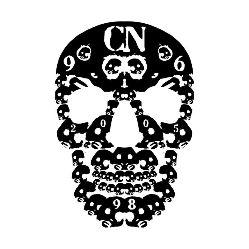 CasaNorte - CN SkullB None  by CasaNorte's Artist Shop