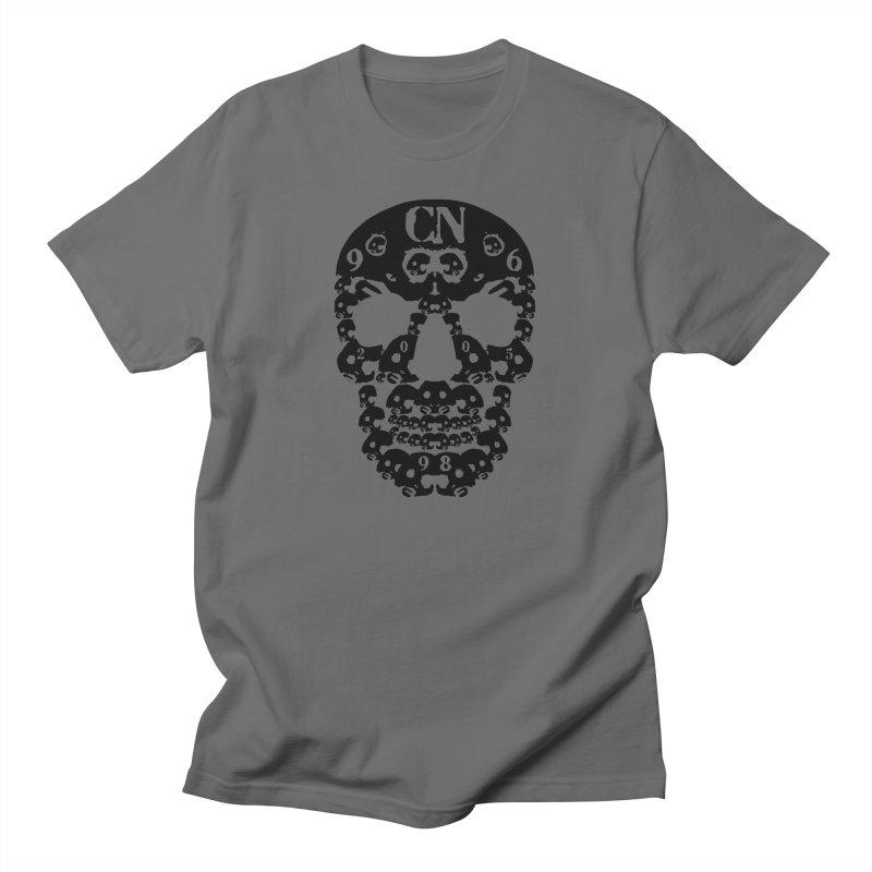 CasaNorte - CN SkullB Men's T-Shirt by Casa Norte's Artist Shop