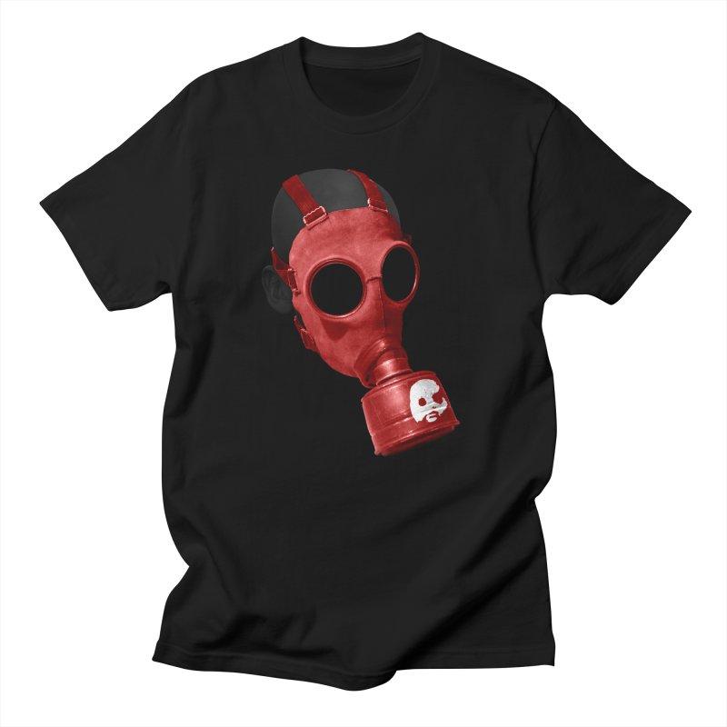 CasaNorte - KasariRED Men's T-Shirt by Casa Norte's Artist Shop