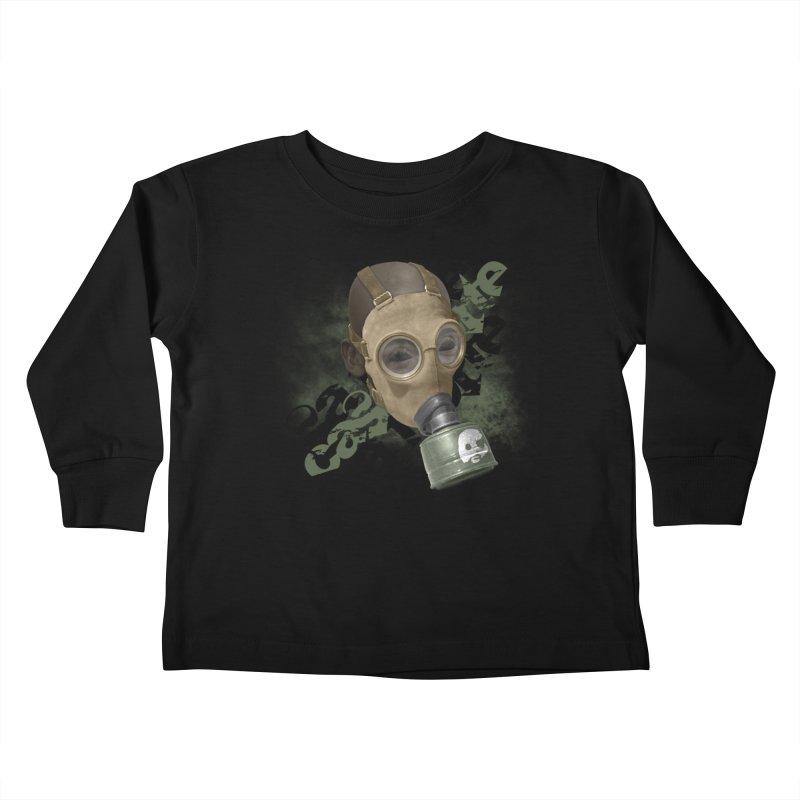 CasaNorte - KasariV Kids Toddler Longsleeve T-Shirt by Casa Norte's Artist Shop