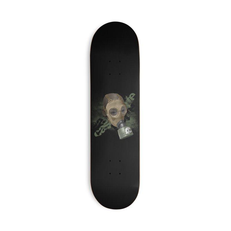 CasaNorte - KasariV Accessories Skateboard by Casa Norte's Artist Shop