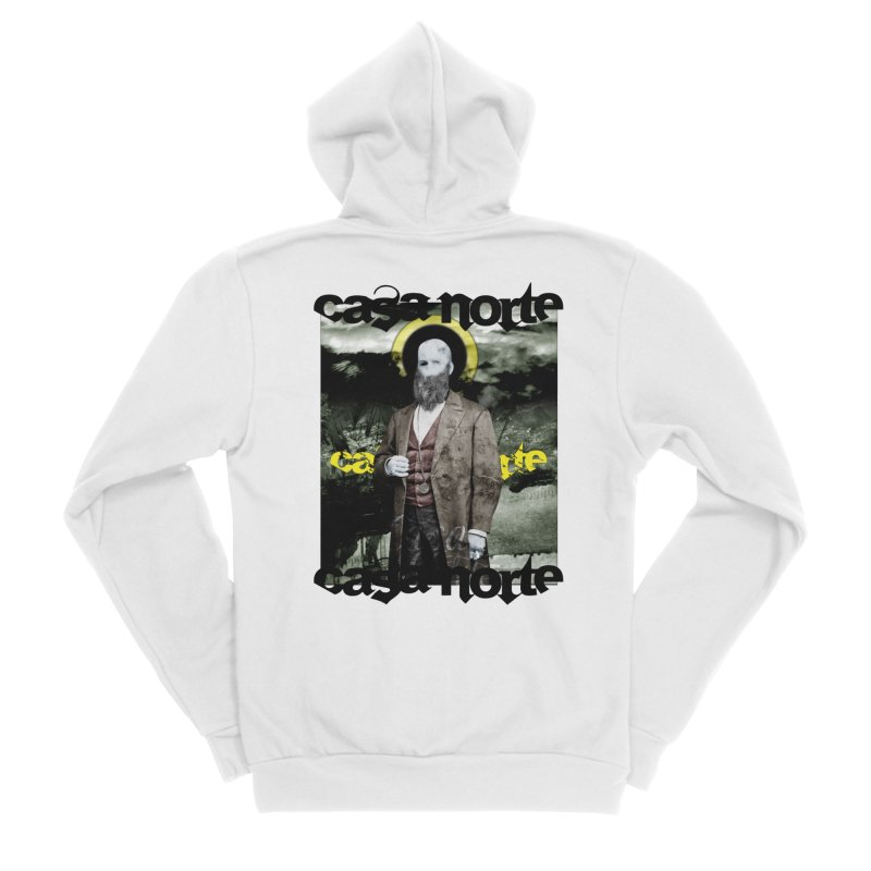 CasaNorte - OneEyeV Men's Zip-Up Hoody by Casa Norte's Artist Shop