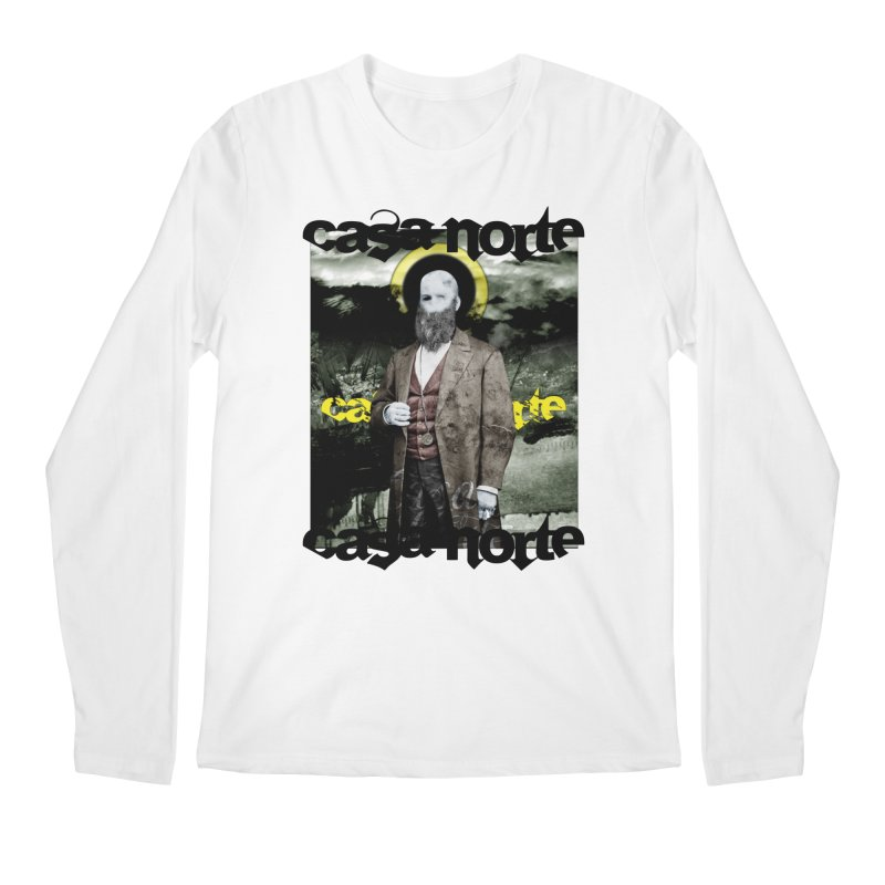 CasaNorte - OneEyeV Men's Longsleeve T-Shirt by Casa Norte's Artist Shop