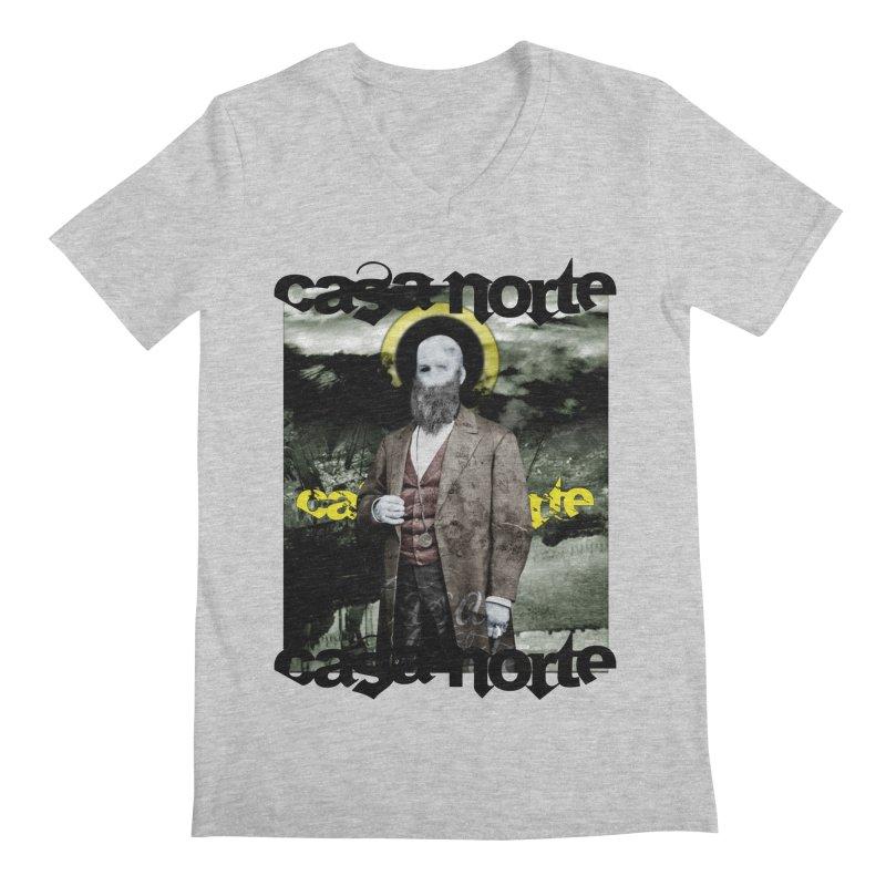 CasaNorte - OneEyeV Men's V-Neck by Casa Norte's Artist Shop