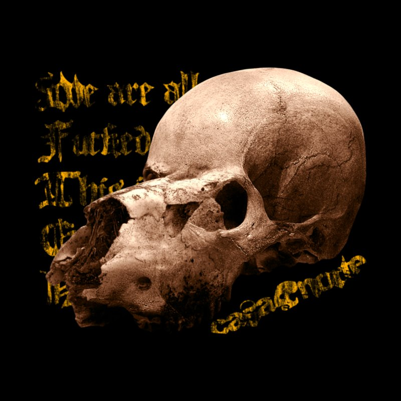 CasaNorte - SkullLongV None  by CasaNorte's Artist Shop