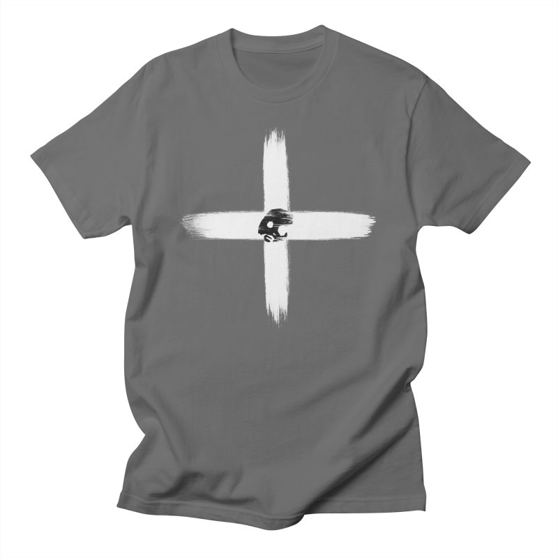 CasaNorte - Cross Men's T-Shirt by Casa Norte's Artist Shop