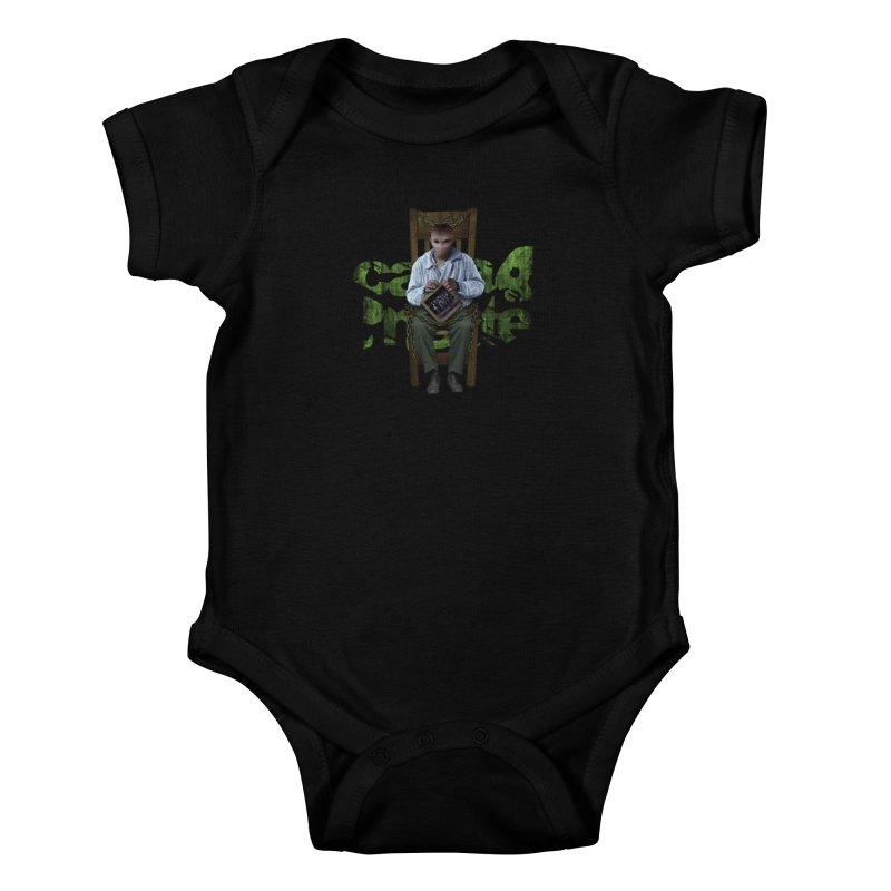 CasaNorte - KnotV Kids Baby Bodysuit by Casa Norte's Artist Shop
