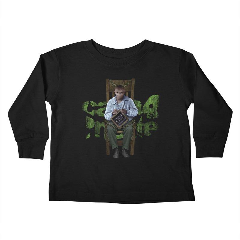 CasaNorte - KnotV Kids Toddler Longsleeve T-Shirt by Casa Norte's Artist Shop
