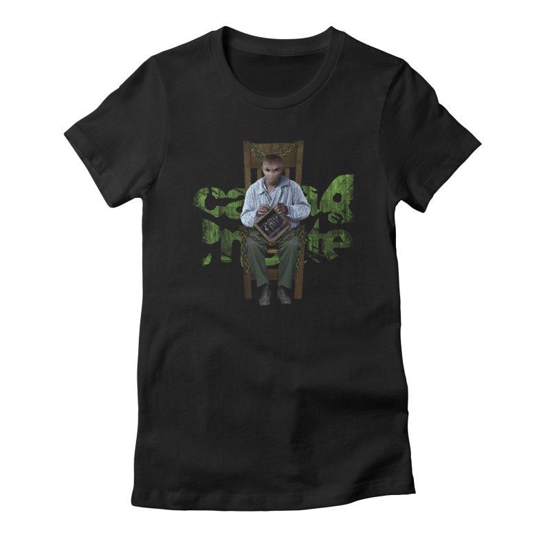 CasaNorte - KnotV Women's Fitted T-Shirt by CasaNorte's Artist Shop