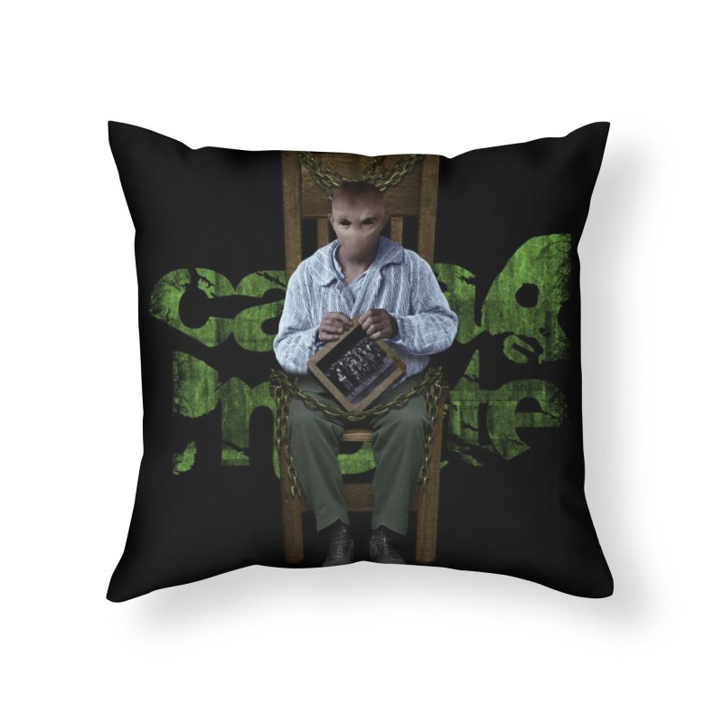 CasaNorte - KnotV Home Throw Pillow by Casa Norte's Artist Shop