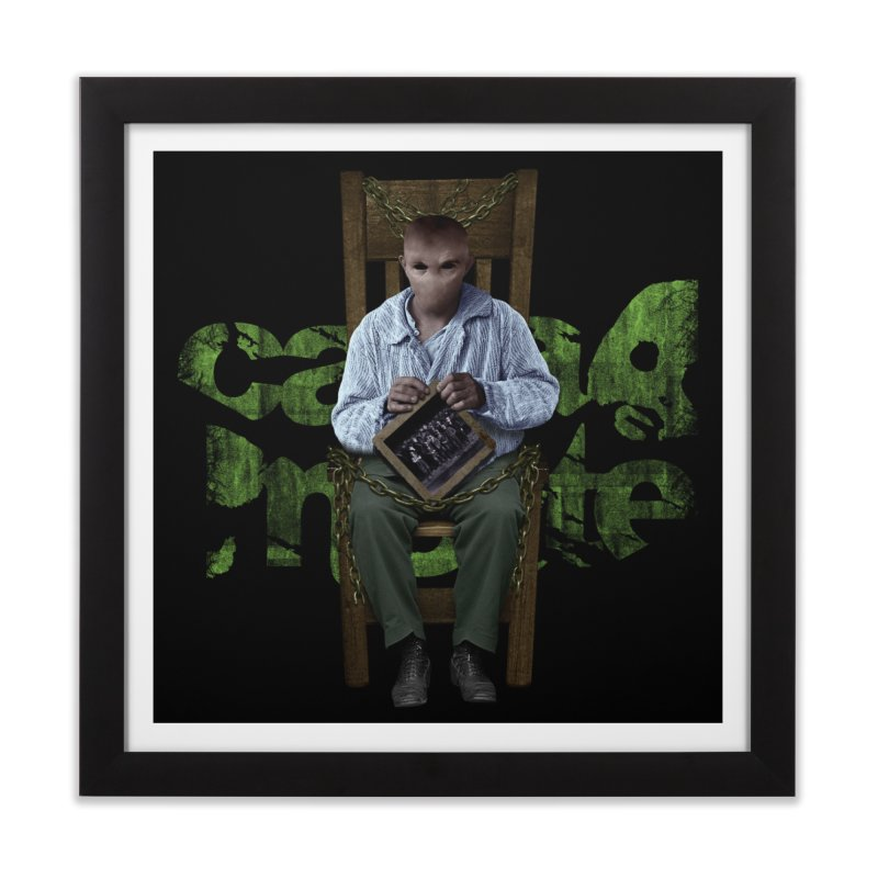 CasaNorte - KnotV Home Framed Fine Art Print by Casa Norte's Artist Shop