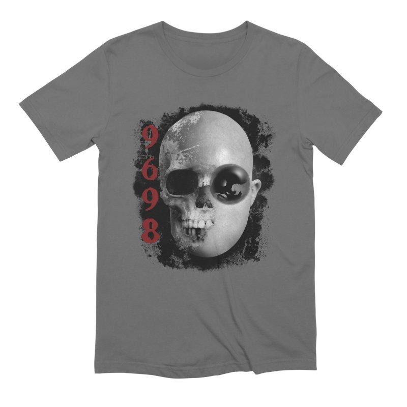 CasaNorte - EyePatch Men's T-Shirt by Casa Norte's Artist Shop