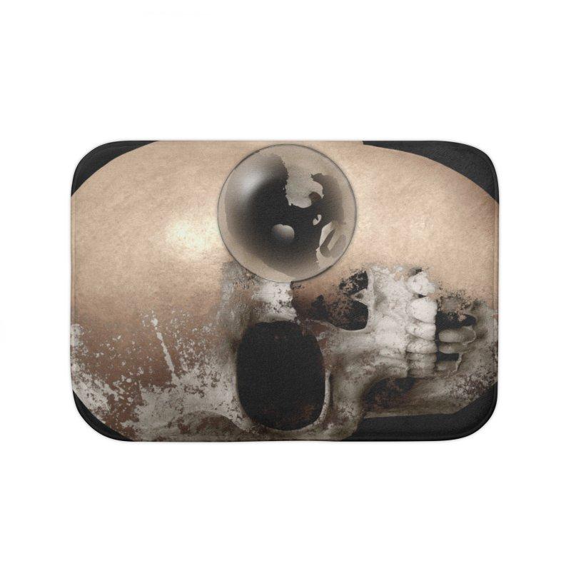 CasaNorte - EyePatchV Home Bath Mat by Casa Norte's Artist Shop