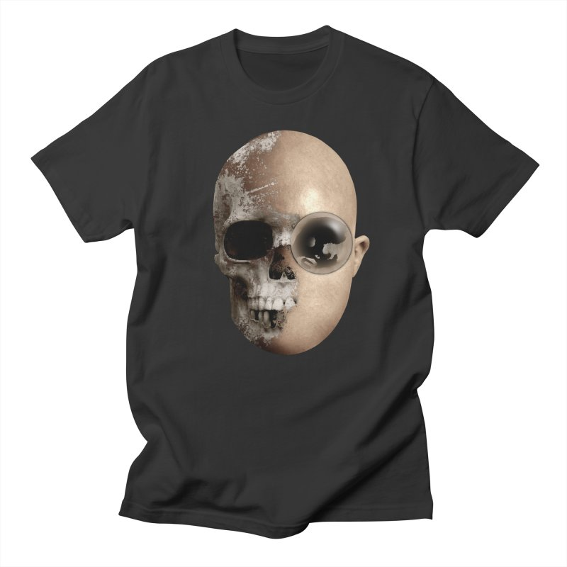 CasaNorte - EyePatchV Men's T-Shirt by Casa Norte's Artist Shop