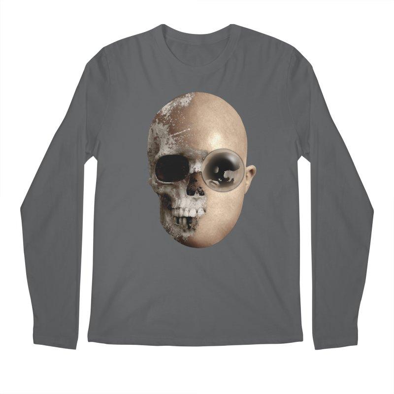 CasaNorte - EyePatchV Men's Longsleeve T-Shirt by Casa Norte's Artist Shop