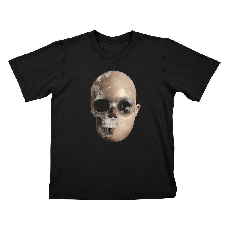 CasaNorte - EyePatchV Kids T-Shirt by CasaNorte's Artist Shop