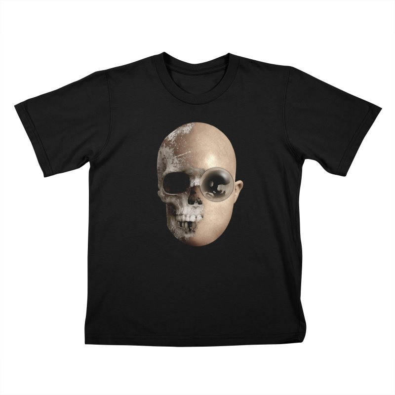CasaNorte - EyePatchV Kids T-Shirt by Casa Norte's Artist Shop