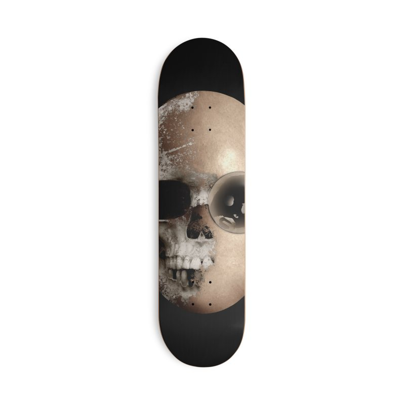 CasaNorte - EyePatchV Accessories Skateboard by Casa Norte's Artist Shop