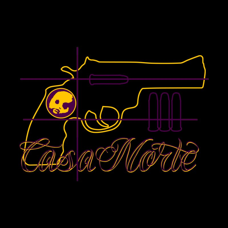 CasaNorte - Guns Men's T-Shirt by Casa Norte's Artist Shop