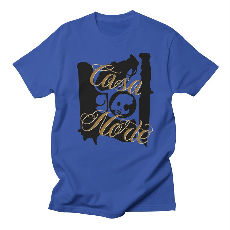 CasaNorte - War Men's T-Shirt by Casa Norte's Artist Shop