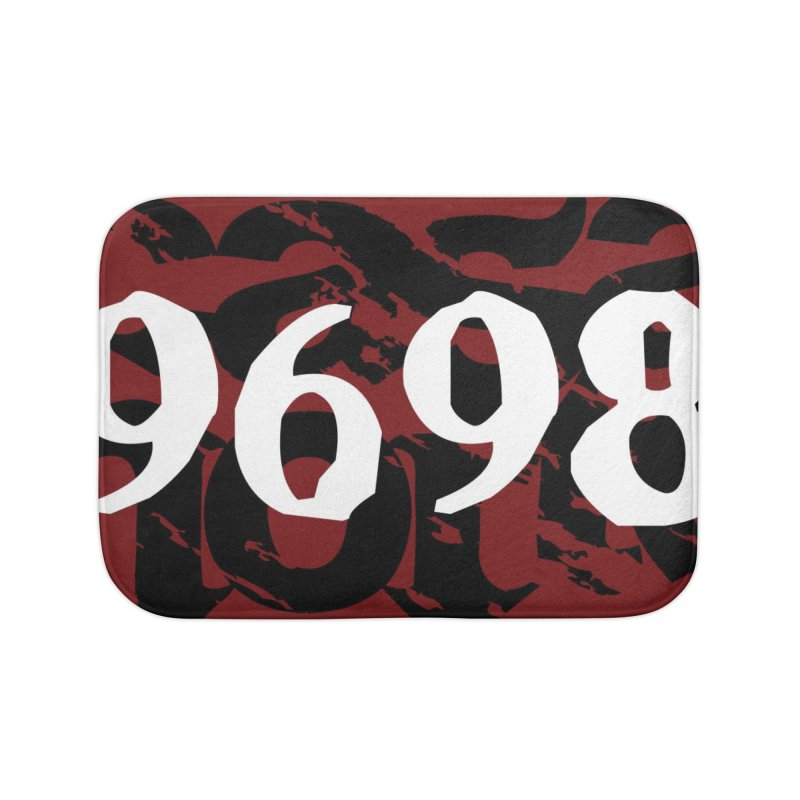 CasaNorte - Casa9698 Home Bath Mat by CasaNorte's Artist Shop