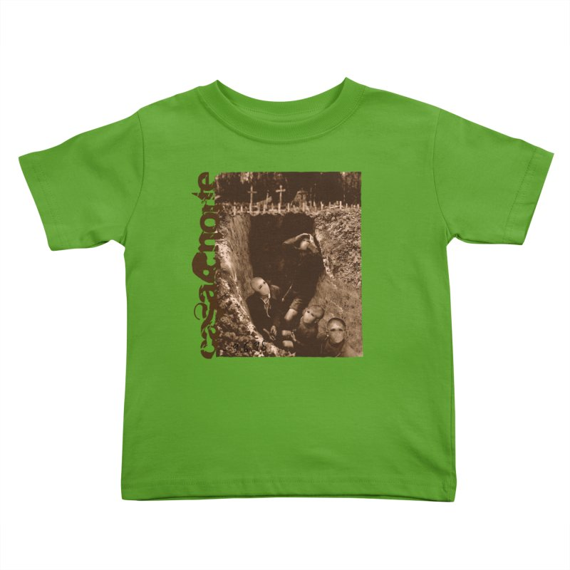 CasaNorte - HautaV Kids Toddler T-Shirt by Casa Norte's Artist Shop